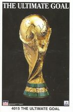 WORLD CUP CHAMPIONSHIP TROPHY Original Starline Poster MINI Promo Piece 3x5