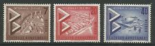 BERLIN. 1957. Berlin Building Exhibition Set. SG: B156/59. Mint Never Hinged.