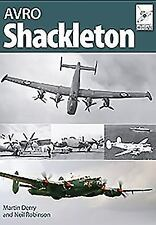 NEW Flight Craft 9: Avro Shackleton by Neil Robinson (ASW Aircraft, RAF)