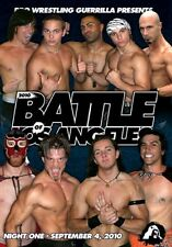 Pro Wrestling Guerrilla: BOLA 2010 Night 1, PWG Battle of Los Angeles