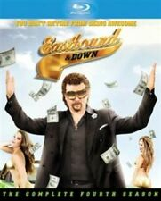 Eastbound And Down - Series 4 - Complete (Blu-ray, 2014, 2-Disc Set)