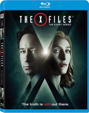 X-Files: The Event Series (2016, Blu-ray NEUF)2 DISC SET
