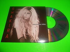 SHAKIRA - UNDERNEATH YOUR CLOTHES - PROMO CD SINGLE 2002