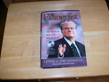 "BOOK   ""The Evangelist""  author Lewis A. Drummond- collectible CD Billy Graham"