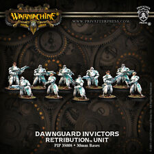Warmachine BNIB - Scyrah - Retribution Dawnguard Invictor (10)