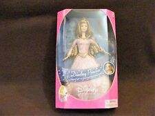 Disney Princess Sleeping Beauty Doll, Light-Up Crown & Sound 2000 Mattel #50573