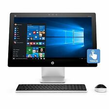 "HP 23"" 1080p Touch All in One PC (Windows 10, 2.7GHz, 6GB, 1TB, DVD BT) 23-q137c"