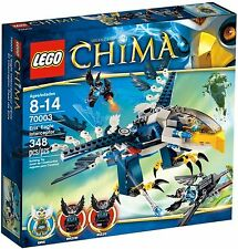 LEGO CHIMA ERIS EAGLE INTERCEPTOR 70003 (NEW & SEALED IN BOX)
