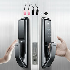 [Free Express] Samsung Ezon Smart Door Lock SHS-P710 + 6 Keys + English Manual