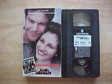 Something to Talk About (VHS, 1995) Rated R Julia Roberts Full Screen 105 Minute