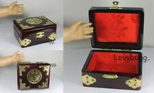 """Lovvbugg Nicest Chinese Doll Jewelry Box for 18"""" Girl Doll Accessories Lovvly!"""