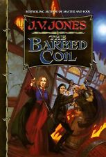 The Barbed Coil, Jones, J. V., Good Condition, Book