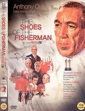 The Shoes Of The Fisherman (1968, Michael Anderson) DVD NEW