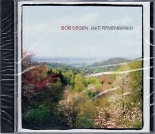 BOB DEGEN ‎: JAKE REMEMBERED / CD - NEU