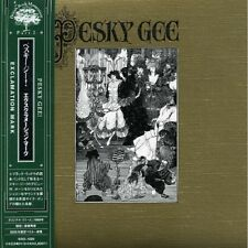 PESKY GEE Exclamation Mark (1969) Japan Mini LP CD WAS-1028 Black Widow