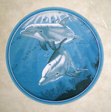 Candamar / Christian Lassen Dolphin Friends Picture Counted Cross Stitch Kit