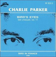 Bird Eyes, Vol. 11 by Charlie Parker (Sax) (CD, May-1994, Philology)