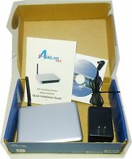 Airlink 101 802.11 B/G 4-Port Wireless Router 54Mbps AR325W