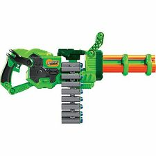 NERF Kids Toy Gun Adventure Force Scorpion Motorized Gatling Blaster