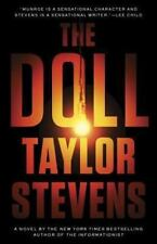 Vanessa Michael Munroe: The Doll by Taylor Stevens (2014, Paperback)