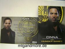 The Hunger Games Movie Trading Card - 1x #005 Cinna