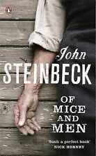 Of Mice and Men by John Steinbeck (Paperback) NEW