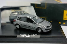 Norev 1/43 - Renault Clio Break Estate Grise