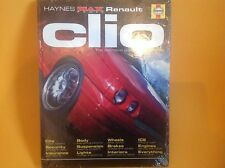 SEALED HAYNES MAXPOWER MAX POWER MANUAL RENAULT CLIO GUIDE TO MODIFYING