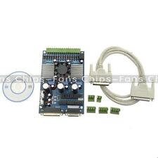 CNC 3 Axis TB6560 Stepper Motor Driver Controller Board For Mach3 Nema17 / 23 CF