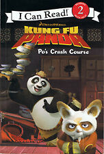 KUNG FU PANDA Po's Crash Course I CAN READ LEVEL 2 Early Reader Level 2