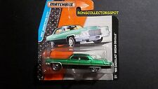 ◕MATCHBOX 2015 '69 CADILLAC SEDAN DEVILLE 1:64 DIECAST 12/120 MBX ADVENTURE CITY