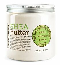 Pure Body Naturals Shea Butter - Premium Quality