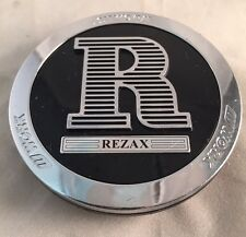 Work Rezax Custom Wheel Center Cap