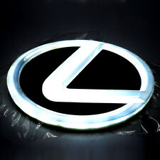 4D Car LED Real Logo Light Auto Badge Cold Light Emblems Lamp For Lexus CT200h