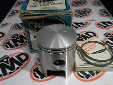WISECO SUZUKI GT250 K/L T250 GT250X6 174P2 PISTON & RING SET +0.50mm