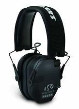 Walkers Black Razor Slim Electronic Muff WGE-GWP-RSEM Shooting Ear Protection