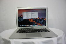Best Apple MacBook Air A1466 13.3'' 2015 i5-5250U 1.6GHZ 4GB 128GB SSD Grade A