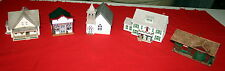HALLMARK ORNAMENTS 1994 SARAH, PLAIN AND TALL COLLECTION--COMPLETE