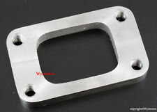 """T25 T28 GT25 GT28R GTX28 GT2876R Turbo Inlet TAPPED FLANGE Stainless Steel 1/2"""""""