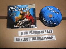 CD Volksmusik Die Edlseer - Sowieso samma froh (2 Song) MCD KOCH