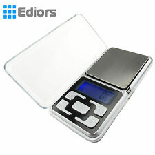 Smart Weigh GEM20 High Precision Jewelry Digital Milligram Scale, 200 x 0.01g