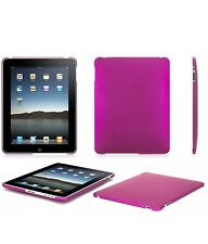 Griffin Outfit Ice Protective Hard Shell Carry Case Cover for iPad 1st Gen PINK