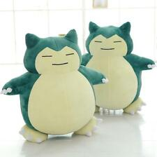 "Pocket Monster Big Jumbo SNORLAX Pokemon Center Plush Toy Game Doll 20""/50cm..!."