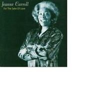 Jeanne Carroll For the Sake of Love HI-TIME RECORDS CD 1994