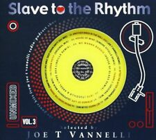 CD NUOVO: SLAVE TO THE RHYTHM VOL. 3 selected by JOE T VANNELLI
