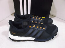 NEW ADIDAS ADISTAR RAVEN BOOST M  MEN'S RUNNING SHOES SIZE 11.5  S78453  NAVY