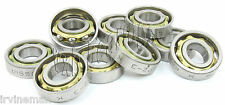 10 Thrust/Angular Contact Spindle Ball Bearing 17x40x10
