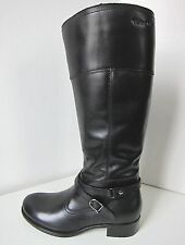 Tamaris Leder Reit Stiefel schwarz Gr. 40 leather boots black