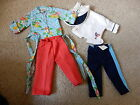 VINTAGE FISHER PRICE MY FRIEND Set of 2 outfits ~~CUTE~~