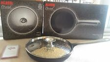 "ALESSI Dressed Collection FRYING PAN 9 1/2"" 24cm Marcel Wanders NEW in box + LID"